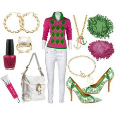 """Skee- Wee"" by coachjones on Polyvore (I <333 all but the shoes!!!)"