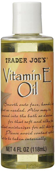 Amazon.com: Trader Joe's Vitamin Oil E, 4 Ounce: Health & Personal Care