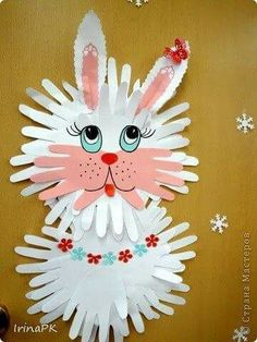 Ellerden tavşan.
