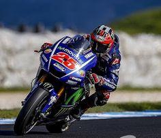 Blog Esportivo do Suíço:  Viñales domina último dia de teste na Austrália; Rossi é 11º