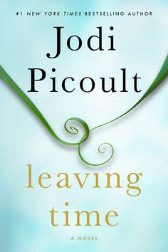 "I'm SO excited for this book! Cover Reveal: Leaving Time by Jodi Picoult -On sale October 14th 2014 by Ballantine Books -Throughout her blockbuster career, #1 New York Times bestselling author Jodi Picoult has seamlessly blended nuanced characters, riveting plots, and rich prose, brilliantly creating stories that ""not only provoke the mind but touch the flawed souls in all of us"" (The Boston Globe)."