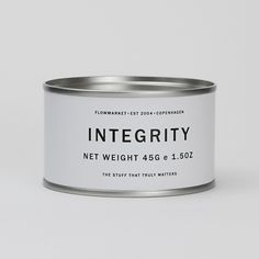Integrity.... The quality of practicing an honest and responsible behaviour.