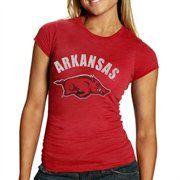 Arkansas! Woooo Pig Sooie!! :)