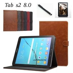 Awesome Samsung Galaxy Tab 2017: high quality Business stand Smart case For Samsung Galaxy Tab s2 8.0 PU leather ...  salegoods