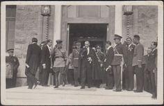 Atatürk'ün Konuklarına Marşlar Söylemiştik