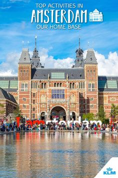 adventure travel The best things to do in. in the footsteps of kings and queens and explore the Royal Palace of Amsterdam with an informative audio guide. Learn more about the history of Amsterdam in the Dutch quot; Amsterdam Canals, Amsterdam Travel, Around The World Ticket, Best Places In Greece, Lisbon City, Amsterdam Things To Do In, Vacation Days, Voyage Europe, Top Travel Destinations