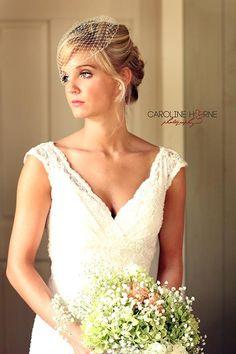 Goregous Bridal Pose   Wedding  Caroline Horne Photography