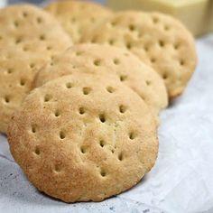 Polarbrød med Havrefiber - Funksjonell Mat Low Carb Recipes, Protein, Gluten Free, Keto, Baking, Desserts, Diabetes, Alternative, Low Carb