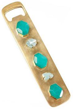 Bejeweled Bottle Opener - Kelly Wearstler