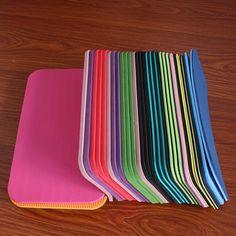 Non - Slip Moisture Resistant Yoga Mat Floor Workouts, Fun Workouts, Yoga Pad, Yoga Movement, Yoga Block, Types Of Yoga, Mat Exercises, Wave Pattern, Pilates Workout