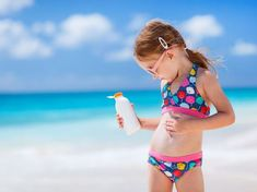 We spoke to the experts to get advice on choosing the best sunscreens for kids to ensure they're protected from harmful UVB and UVA rays.