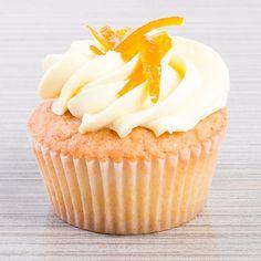 Mrkvový cupcake