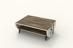 Oil Drum Furniture on Behance