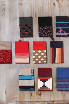 Men's Trend: Wild Dress Socks - Slideshow - WWD.com