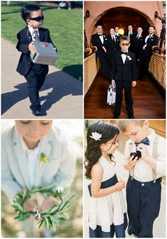 most popular and cute wedding ring bearer ideas for 2016