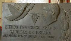 Denunciados dos alcaldes por mantener los nombres franquistas de los pueblos que gobiernan