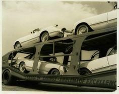 C1 Corvette Transporter