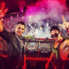 Dimitri Vegas and Like Mike..!!!!!!!!!