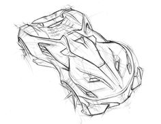 automotive_sketchbook III on Behance