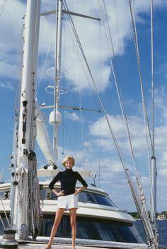 Habitually Chic®: Sailing Away