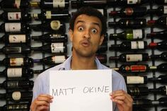 One of the awesome comedians coming to #HK's leg of #Melbourne #ComedyRoadshow - Matt Okine