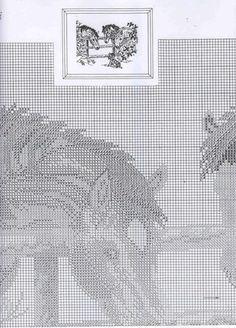 Gallery.ru / Фото #3 - Щенок и лошади - Tempesta