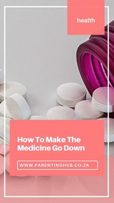 It's stressful when your kids are sick and even more stressful when they refuse to take their medicines. Not to mention the icky stickiness that is almost impossible to wash off your skin. In this blog I will share with you some tips I have learnt over the years to help make the medicine go down.