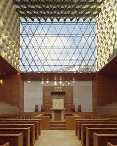 The Jewish Center in Munich / Wandel Hoefer Lorch + Hirsch//Location: Reichenbachstraße 27, Munich, Germany