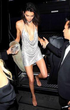 Kendall Jenner at Delilah //
