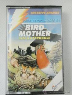 bird mother commodore 64 , funcionando y completo