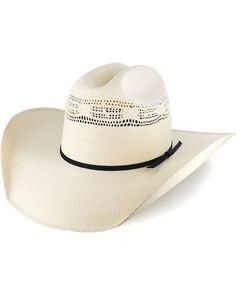 ff5ad203a66 Cody James® Cattleman s Crease Straw Western Hat