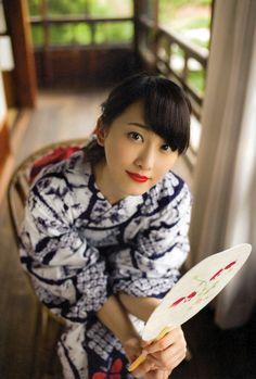 Recent graduate of the AKB48 family: Rena Matsui  (松井玲奈)