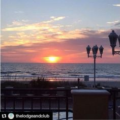 #goodmorning @thelodgeandclub  Taking time to do nothing often brings everything into perspective. - Doe Zantamata  Thanks to @emmam_7 for sharing this perfect Ponte Vedra #sunrise #summer #love #beach #sand #staugustine #florida #surf #staugustinebuzz