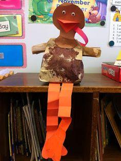 Kindergarten Kids At Play: Thanksgiving Crafts & Activities for Kindergarten!