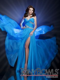 Tony Bowls-my favorite dress designer