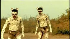 Lost Bushmen - Cheetah, via YouTube.