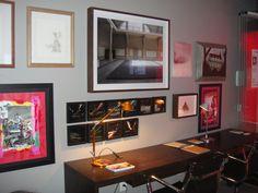 Sala de Imprensa para casa cor