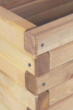 Trough Planters, Wooden Planters, Diy Planters, Wood Projects That Sell, Diy Wood Projects, Wood Crafts, Woodworking Projects Diy, Woodworking Plans, Woodworking Videos