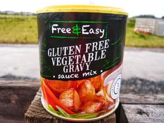 """Review by @iamfififriendly """"Prior to trying the Gluten Free Vegetable Gravy by Free & Easy I had struggled to find a good gluten free gravy or sauce mix.... """""""