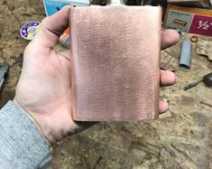 Hand made copper dispensers flasks and other door ManMadeForManCave Easy Fill, Make It Simple, Beverage Dispenser, Thing 1, Military Equipment, Handmade Copper, Custom Items, Flasks, Wall Mount