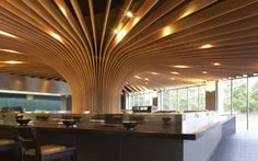 RESTAURANT INTERIOR ARCHITECTURE IDEAS BY KOICHI TAKADA
