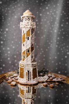 christmas cookies traditional Weihnachtspltzchen C - christmascookies Gingerbread House Designs, Christmas Gingerbread House, Gingerbread Cookies, Gingerbread Houses, Christmas Dinner Menu, Christmas Sweets, Xmas, Christmas Crafts, Christmas Christmas