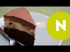 Tejszínes pudingkrémes szelet recept | Nosalty - YouTube Food, Youtube, Essen, Meals, Yemek, Youtubers, Eten, Youtube Movies