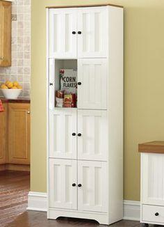 Katie Cabinet Kitchen Cabinet Storage Freestanding Storage Storage Cabinets