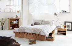 Einrichtung: Möbel aus Pappe erobern unsere Wohnungen
