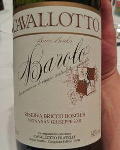 Finishing with a pup! So young needs at least another 5yrs. #realwine #wine #drinkit #nebbiolo #barolo