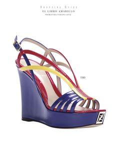 Mujer - Zapato - Fendi - El Palacio de Hierro