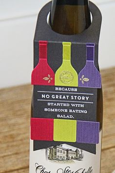 No Great Story Tag by Erin Lincoln for Papertrey Ink (November 2014)