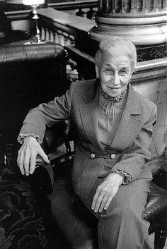 Eve Arnold par Cartier Bresson