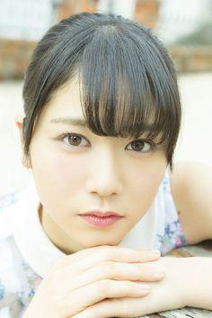 U18 zero 丹生明里④ | HUSTLE PRESS OFFICIAL WEB SITE Face Photography, Beautiful Asian Girls, Japanese Girl, Asian Beauty, Kawaii, Content, Pretty, Cute, Liu Wen